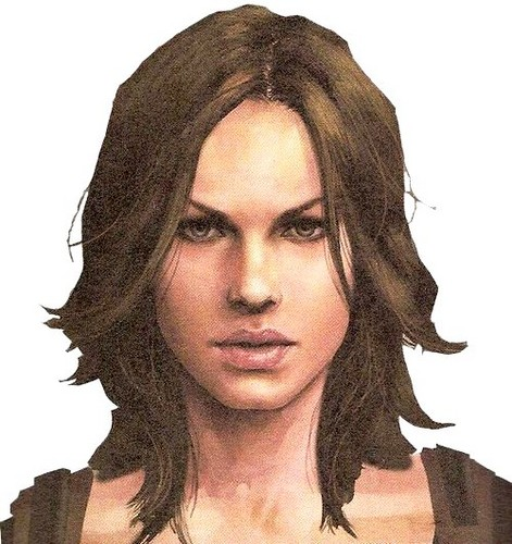 Helena Face Design in RE6