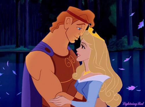 Hercules and Aurora