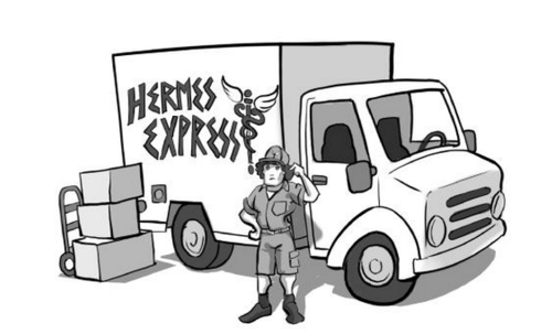 Hermes Express - the-heroes-of-olympus Photo