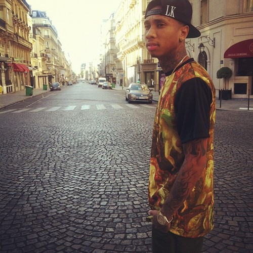 Him in Paris