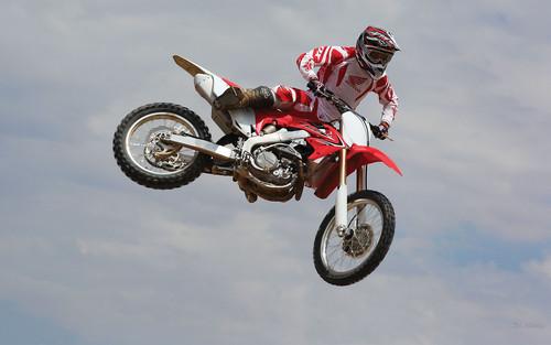 Honda Motocross CRF450 R