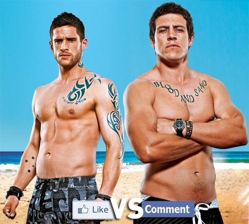 Hot Home and Away Guys