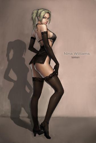 Hot Nina