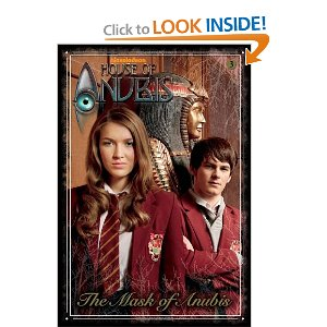 House of Anubis book 3