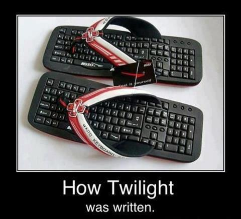 How Twilight was made