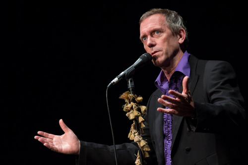 Hugh Laurie - concert at the Milwaukee Theatre 19/08/2012