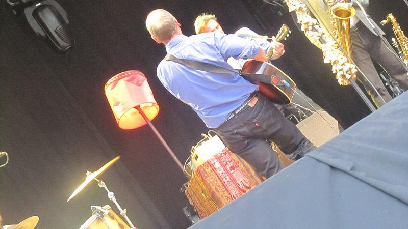 Hugh Laurie- concert de Spa (francofolies) 18.07.2012