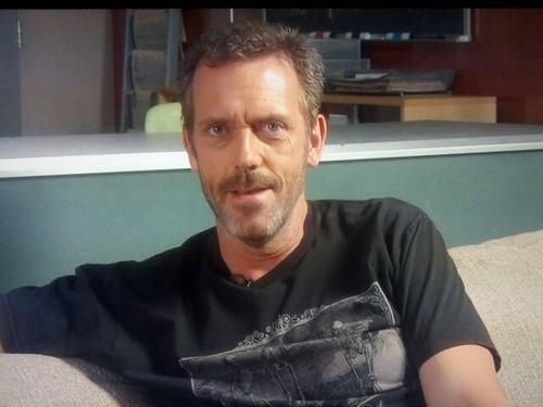 Hugh Laurie- extra DVD Season8
