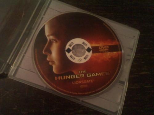 Hunger games C.D