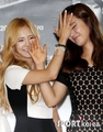 Hyoyeon and Yuri^^