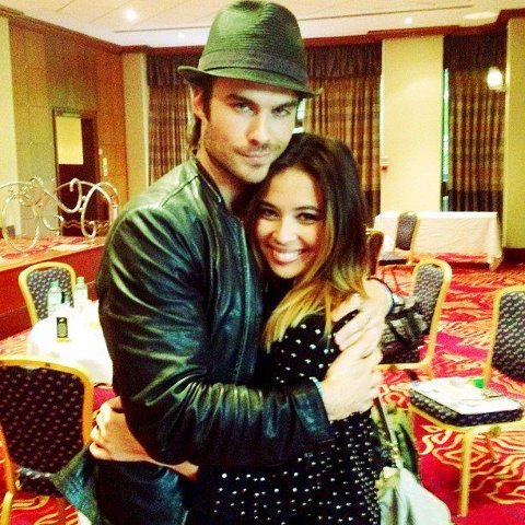 Ian and Malese :)