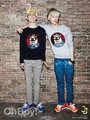JJ Project @oh Boy Magazine