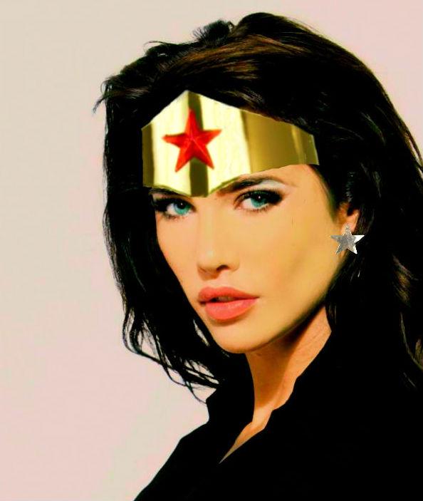 Jacqueline Macinnes Wood as Wonder Woman