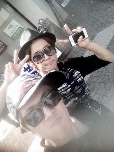 Jaejin & Hong Ki