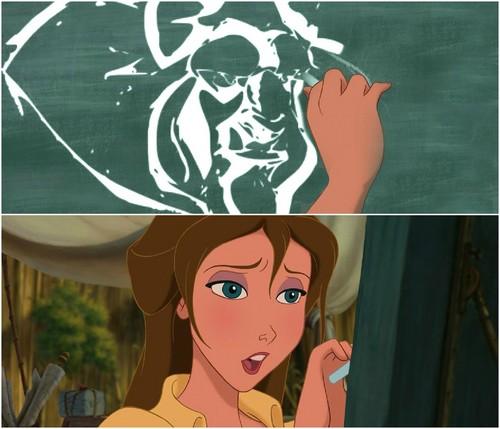 Jane Draws the Beast