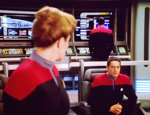 Janeway and Chakotay - They are way too perfect for one another