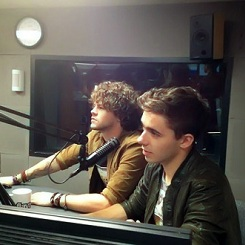 сойка, джей and Nathan