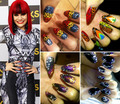 Jessie J's amazing nails!!!!!!!!!!!!!!!!!!!!! <3