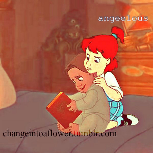Jim & Ariel:)