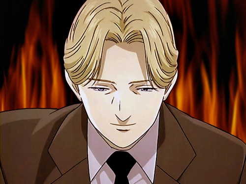 Monster fondo de pantalla entitled Johan Liebert