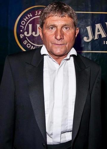 Josef Vana is an attractive man
