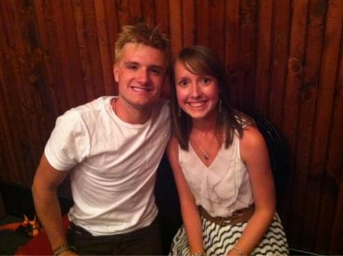 Josh-dinner date