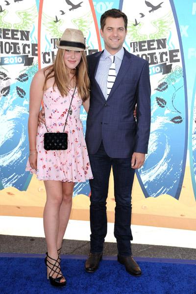 Josh with his sister Aisleagh Jackson