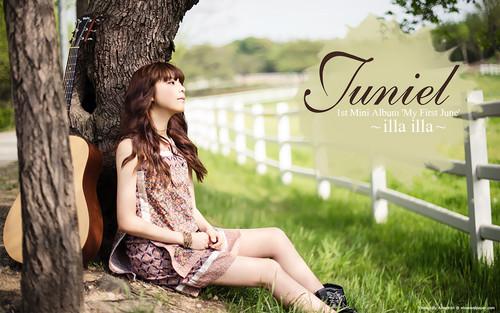 """Juniel """"My First June"""""""
