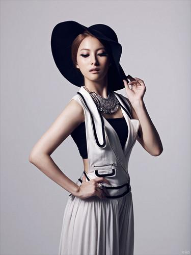 """KARA 바탕화면 titled Kara Gyuri """"Pandora"""" teaser"""