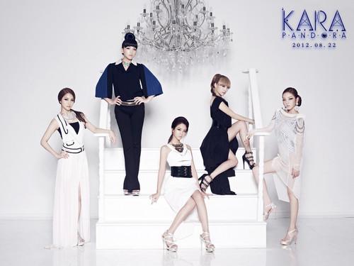 """Kara """"Pandora"""" teaser"""
