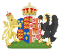 Katherine of Aragon's Coat of Arms