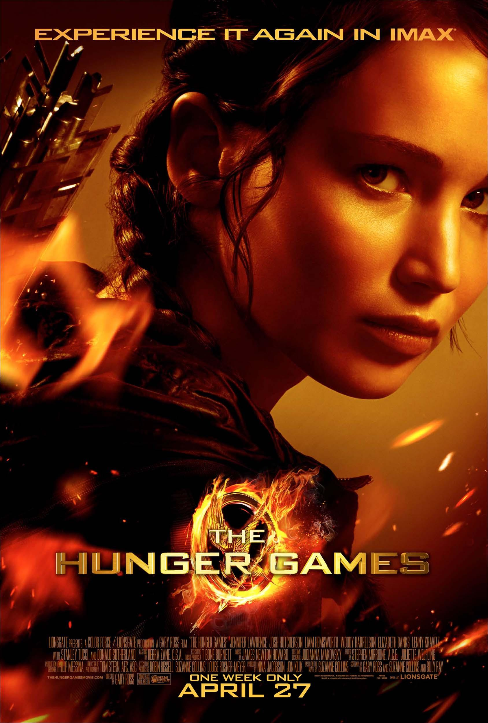 Katniss Poster Picture - The Hunger Games Photo (31806802 ...