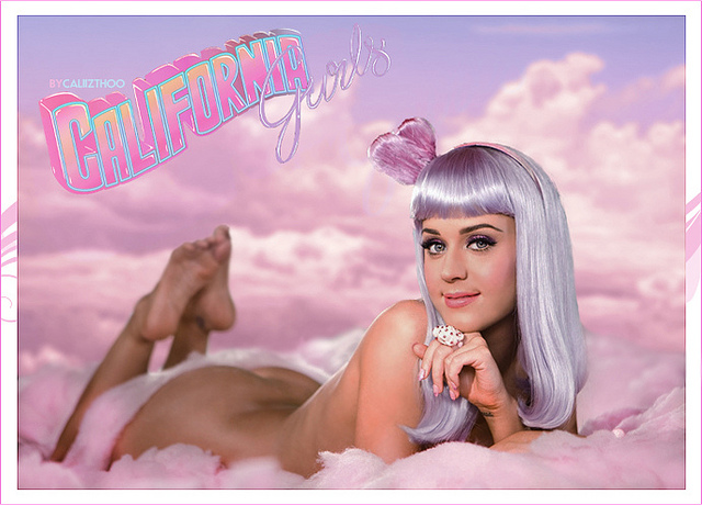 Katy perry california gurls compilation Part 3