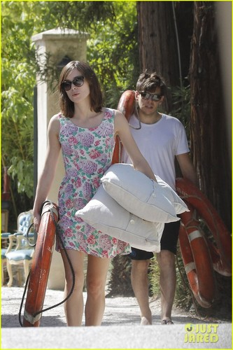 Keira & James on the French Riviera