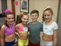 Kendall, Maddie,???,and Chloe - dance-moms photo