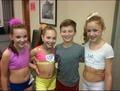 Kendall, Maddie,???,and Chloe
