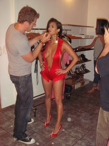 Kim Kardashian – 2007 Playboy Magazine Photoshoot