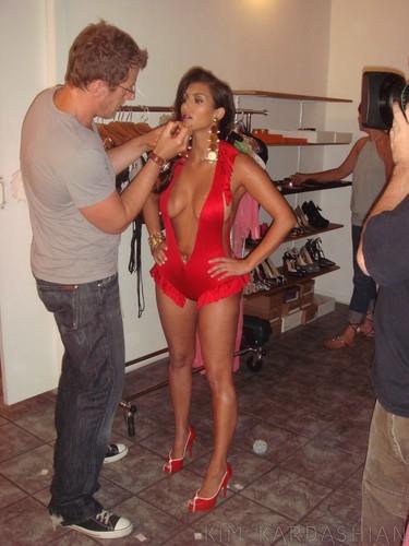 Kim Kardashian – 2007 প্লেবয় Magazine Photoshoot