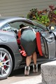 Kim Kardashian  Cleavage Candids in Hawaii  - kim-kardashian photo