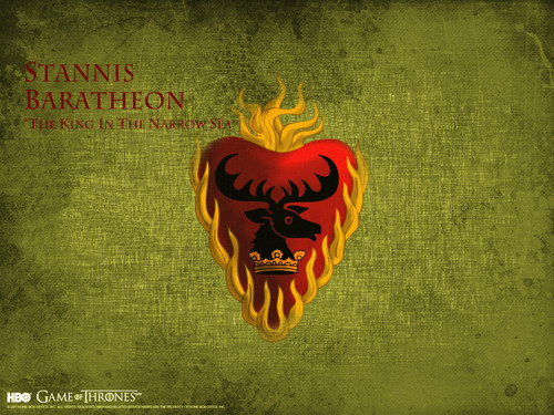 King Stannis karatasi la kupamba ukuta