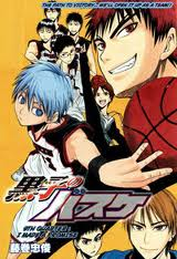 Manga wallpaper with anime titled Kuroko No Basket