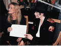 "Ladies and Gentleman, I Now Present To You, ""Mr. and Mrs. Michael Jackson"" - michael-jackson photo"