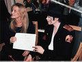"Ladies and Gentleman, I Now Present To You, ""Mr. and Mrs. Michael Jackson"" - michael-jackson photo"