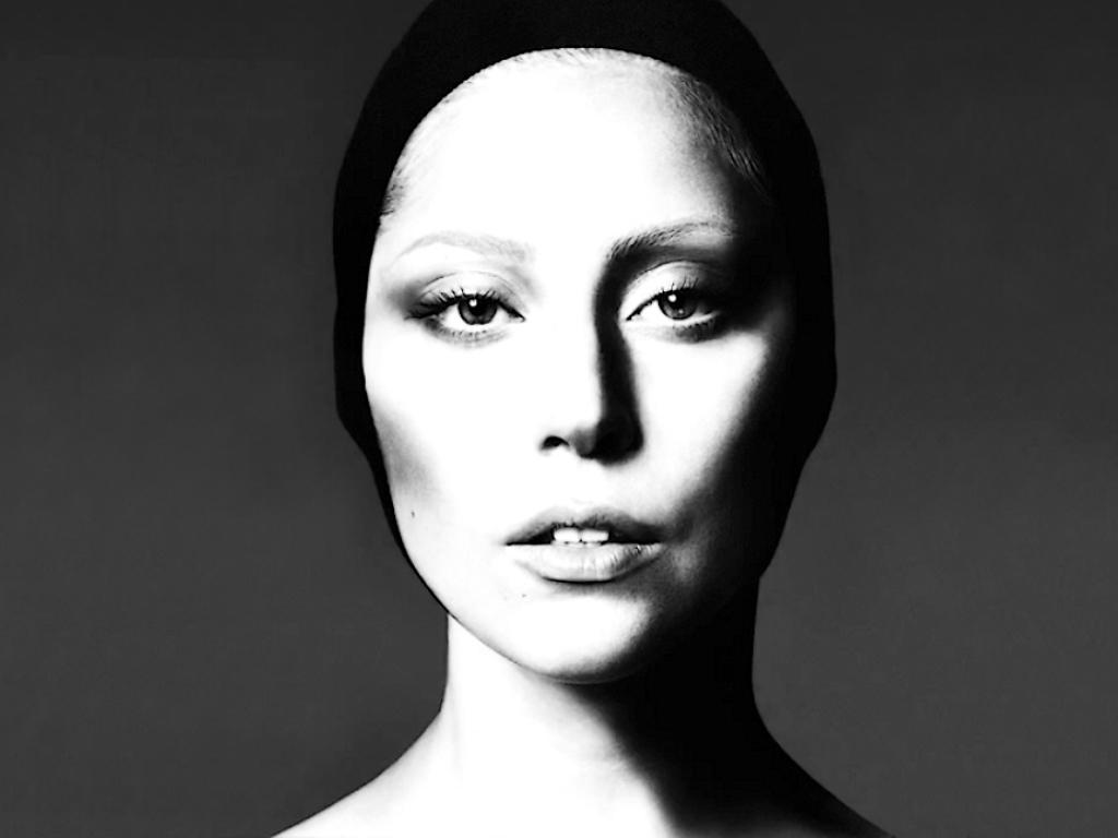Lady Gaga Lady gaga For Vogue 2012