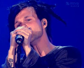 Lauri and The Rasmus 2012