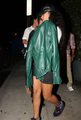 Leaving Giorgio Baldi Restaurant In Los Angeles [12 August 2012] - rihanna photo