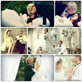 Leeteuk & Kang Sora Wedding Photo - we-got-married photo