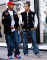 Lewis & Pharrell Williams - lewis-hamilton photo
