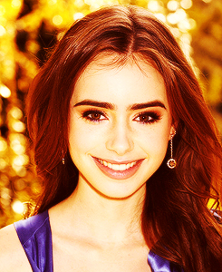 Lily Collins | Unknown Photoshoot