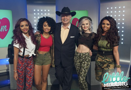 "Little Mix performing on ""This Morning"" - August 20th 2012."